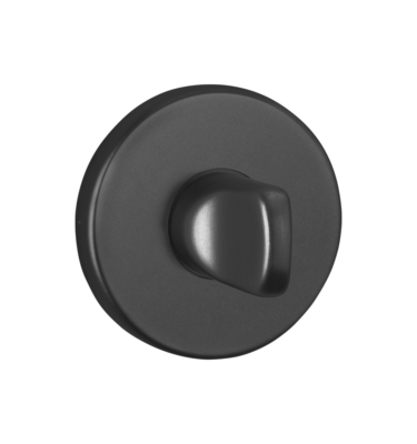 Escutcheon Black Bathroom Turn