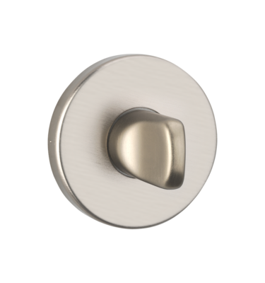 Escutcheon SS Bathroom Turn
